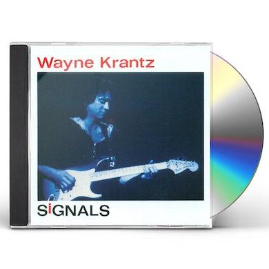 Wayne Krantz SIGNALS CD