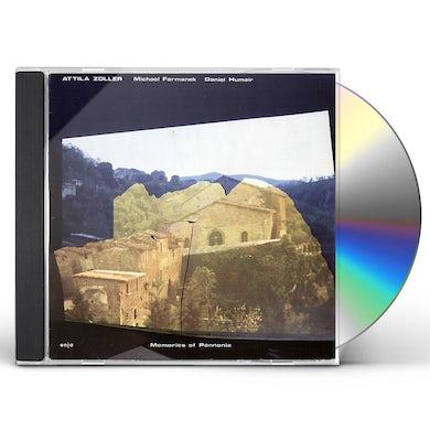 MEMORIES OF PANNONIA CD