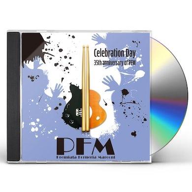 Premiata Forneria Marconi CELEBRATION DAY CD