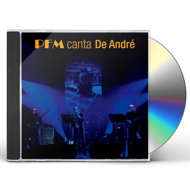 Premiata Forneria Marconi CANTA DE ANDRE CD