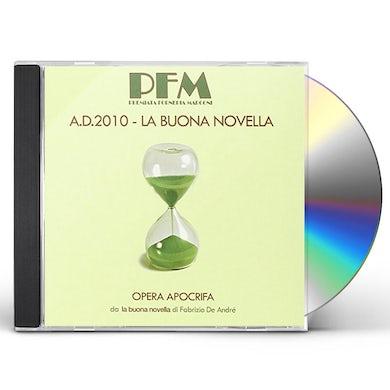 Premiata Forneria Marconi AD2010-LA BUONA NOVELLA CD
