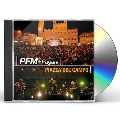 Premiata Forneria Marconi PIAZZA DEL COMPO CD