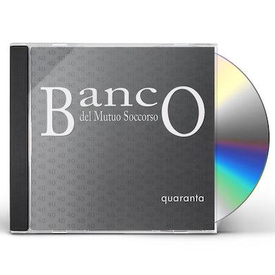 Banco Del Mutuo Soccorso PROG EXHIBITION 2010 LIVE CD