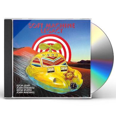 Soft Machine LEGACY CD