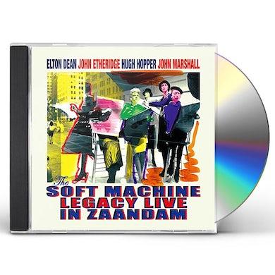 Soft Machine LIVE IN ZAANDAM CD