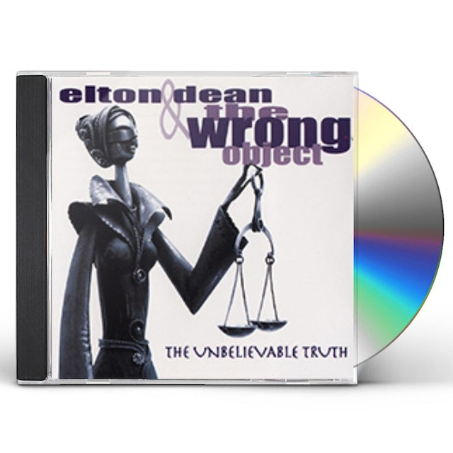 Elton Dean UNBELIEVABLE TRUTH CD