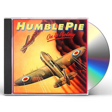 Humble Pie ON TO VICTORY: LIMITED CD