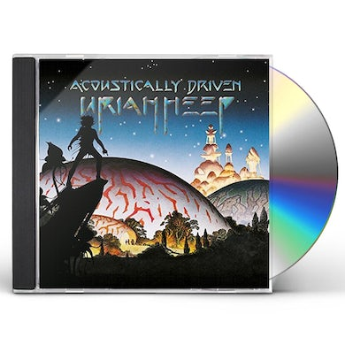 Uriah Heep ACOUSTICALLY DRIVEN: LIMITED CD