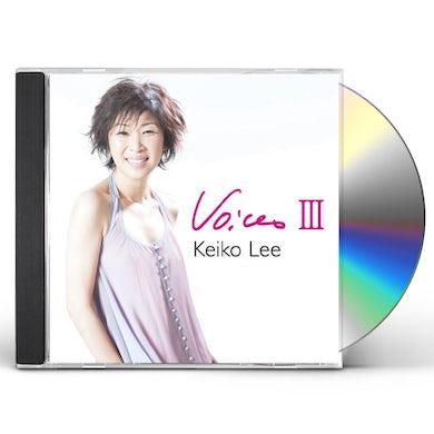 Keiko Lee VOICES 3 CD