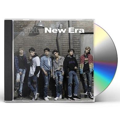 GOT7 NEW ERA (VERSION B) CD
