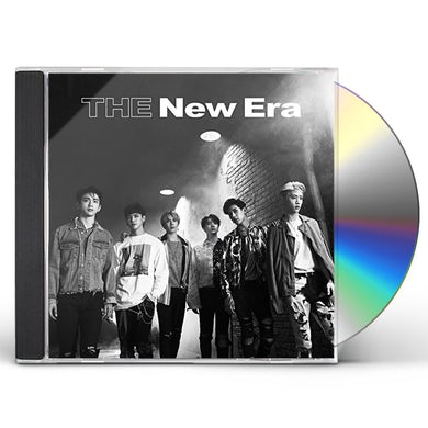 GOT7 NEW ERA (VERSION C) CD