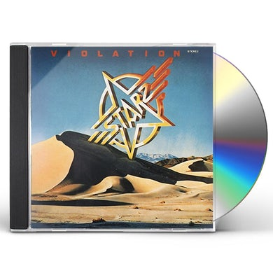 Starz VIOLATION CD
