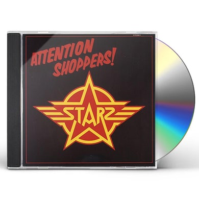 Starz ATTENTION SHOPPERS! CD