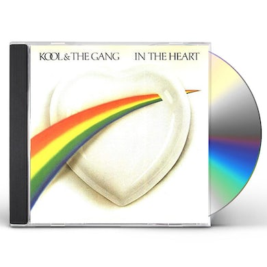 Kool & The Gang IN THE HEART: EXPANDED EDITION CD