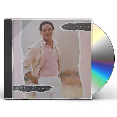 Al Jarreau BREAKIN AWAY: EXPANDED EDITION CD