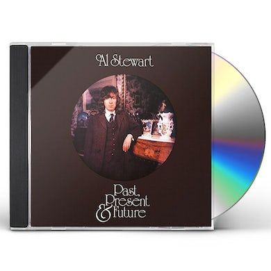 Al Stewart PAST PRESENT & FUTURE: REMASTERED & EXPANDED CD