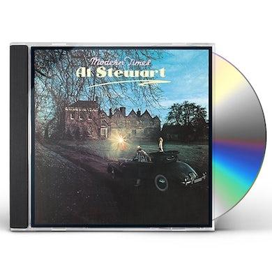 Al Stewart MODERN TIMES: REMASTERED EDITION CD