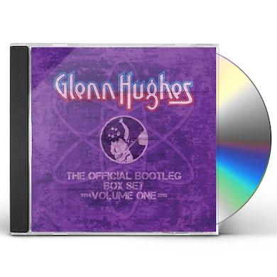 Glenn Hughes OFFICIAL BOOTLEG BOX SET VOLUME ONE CD