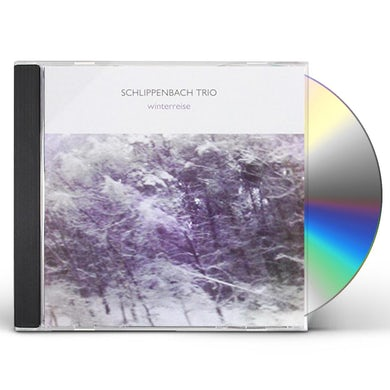 Alexander Von Schlippenbach WINTERREISE CD
