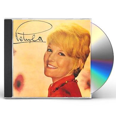 Petula Clark PETULA CD