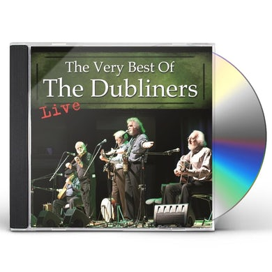 VERY BEST OF DUBLINERS: LIVE CD