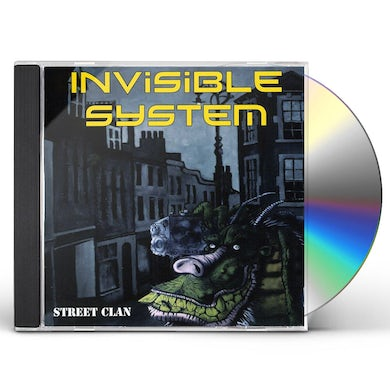 Invisible System STREET CLAN CD