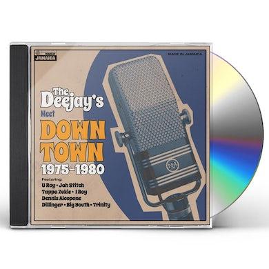 DEEJAYS MEET DOWN TOWN 1975-1980 / VARIOUS CD