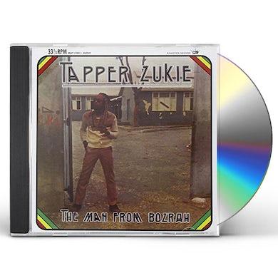 Tapper Zukie MAN FROM BOZRAH CD