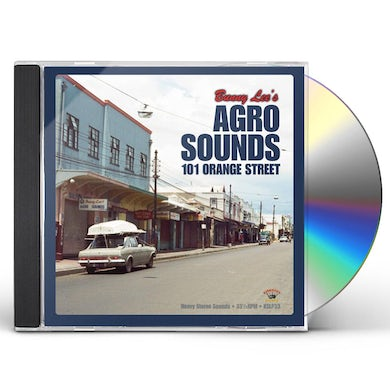 Bunny Lee AGRO SOUNDS 101 ORANGE STREET CD