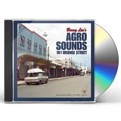 Bunny Lee  AGRO SOUNDS 101 ORANGE STREET CD