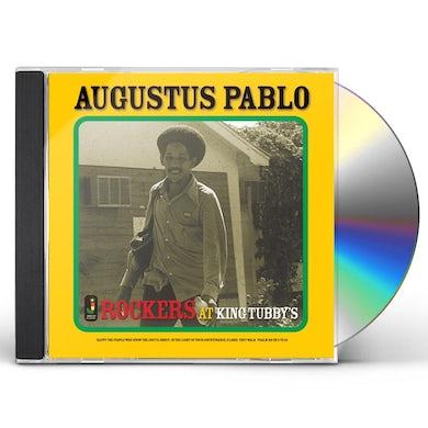 Augustus Pablo ROCKERS AT KING TUBBYS CD