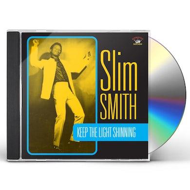 Slim Smith KEEP THE LIGHT SHINING CD