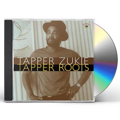 Tapper Zukie TAPPER ROOTS CD