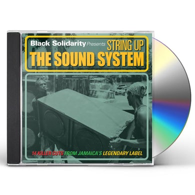 BLACK SOLIDARITY PRESENTS STRING UP THE SOUND / VA CD