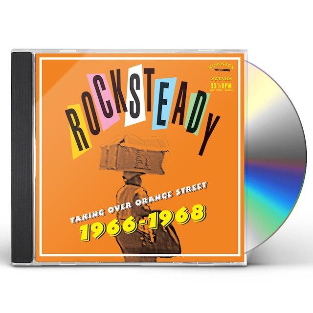 ROCKSTEADY TAKING OVER ORANGE STREET / VAR CD