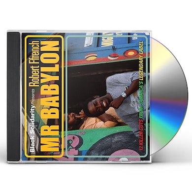 Robert Ffrench BLACK SOLIDARITY PRESENTS MR BABYLON CD