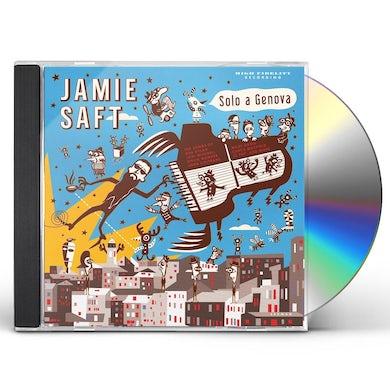 Jamie Saft SOLO A GENOVA CD