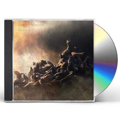 Bobby Previte RHAPSODY CD