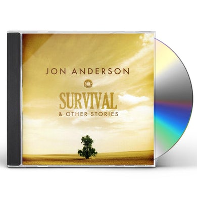 Jon Anderson SURVIVAL & OTHER STORIES CD