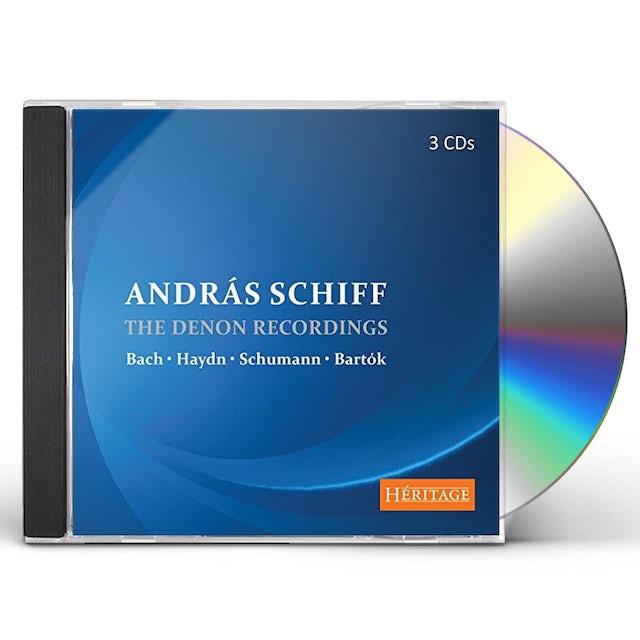 ANDRAS SCHIFF: THE DENON RECORDINGS CD