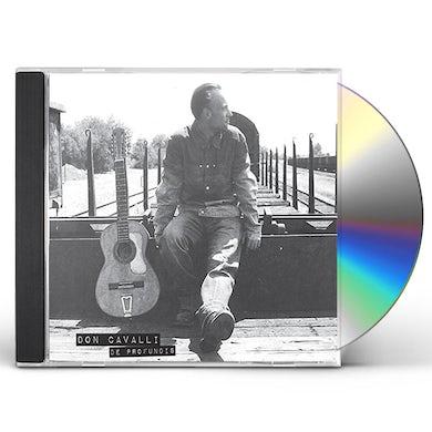 Don Cavalli DE PRODUNDIS CD