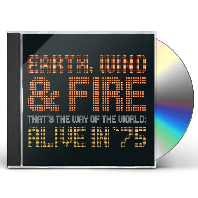 Earth, Wind & Fire THAT S THE WAY OF THE WORLD CD