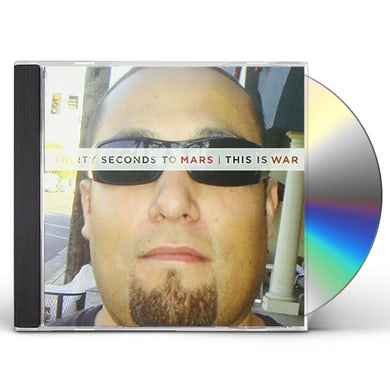 Thirty Seconds To Mars TS-THIS IS WAR CD