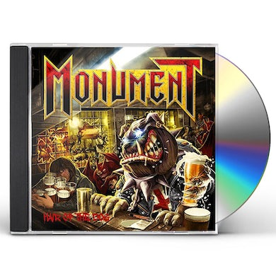 Monument HAIR OF THE DOG CD