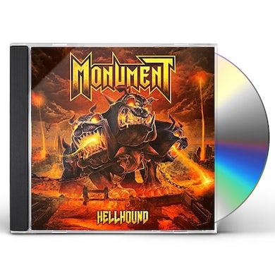 Monument HELLHOUND CD