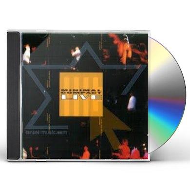 Minimal Compact LIVE CD