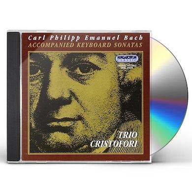 C.P.E. Bach ACCOMPANIED KEYBOARD SONATAS CD