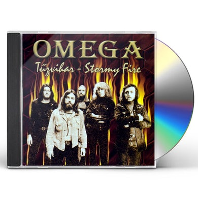 OMEGA STORMY FIRE CD