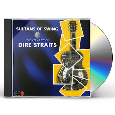 DIRE STRAITS: SULTANS OF SWING CD