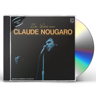 Claude Nougaro SUR SCENE: OLYMPIA 69 CD